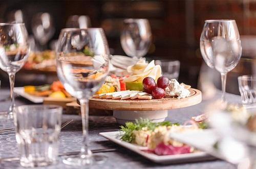 table pour groupe restaurant roche bernard