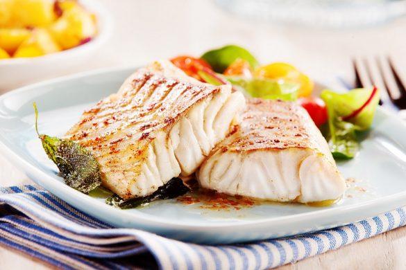 filet de poisson restaurant roche bernard