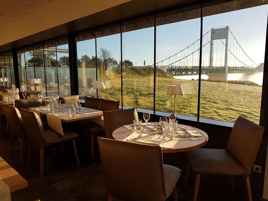 vue panoramique restaurant roche bernard